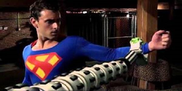 Super hero porn movie