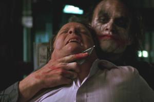 The Dark Knight Knife Brighter