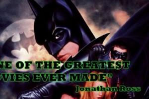 Batman Forever Jonathan Ross