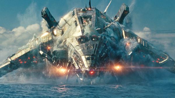 Battleship ship