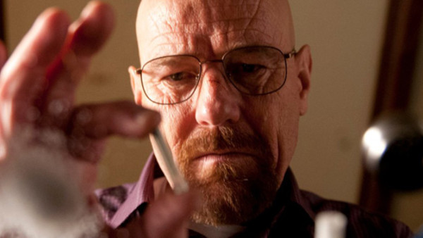 Breaking Bad Walter White Bryan Cranston