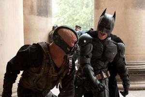Dark Knight Rises Batman Bane