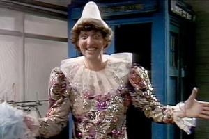 Doctor Who Tom Baker Robot Clown