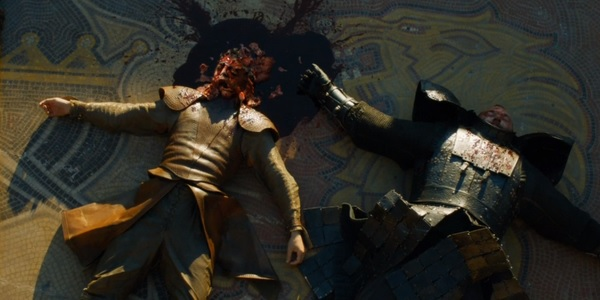 6. Oberyn's Head Is Exploded (Game Of Thrones - Season 4, Episode 8)