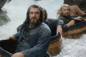 Hobbit Barrel Thorin