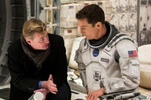 Interstellar Matthew Mcconaughey Christopher Nolan