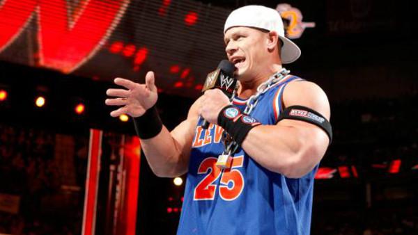 John Cena Celtics Jersey