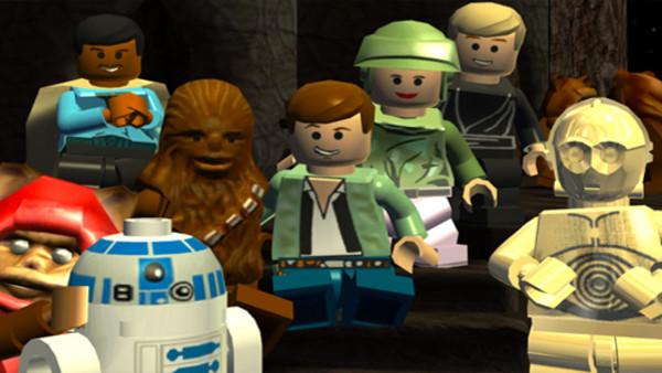 Lego Star Wars Original Trilogy