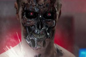 Terminator Salvation Face