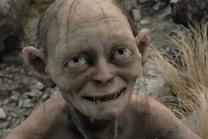 The Lord Of The Rings Gollum Andy Serkis