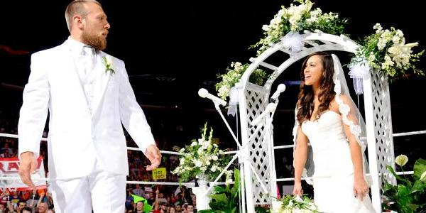 10 Best Daniel Bryan And AJ Lee Moments Page 6