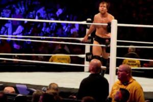 Dean Ambrose Dark Match