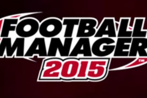 Football Manager 2015 Logo