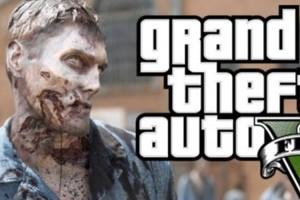Gta V Zombies 2