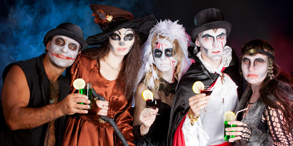 Free halloween games for adults