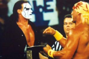 Sting Hulk Hogan