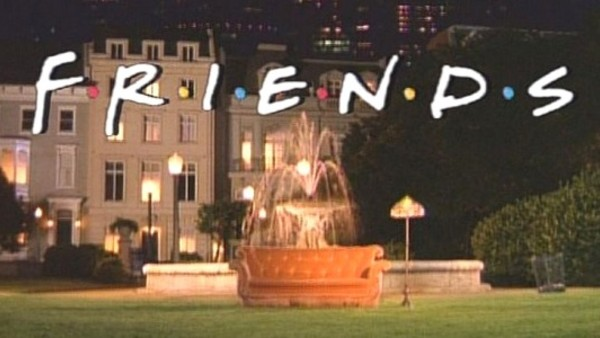 Friends Joey