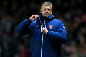 Arsenal manager Arsene Wenger dejected on the touchline during the UEFA Champions League Group D match at Emirates Stadium, London. PRESS ASSOCIATION Photo. Picture date: Tuesday November 4, 2014. See PA story SOCCER Arsenal. Photo credit should read Nick