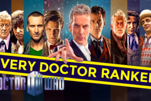 Dr Who Ranked