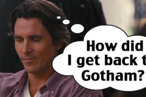 Dark Knight Rises Bale Thought Bubble
