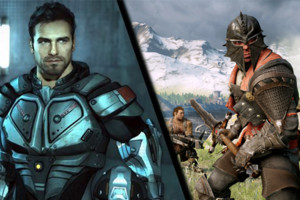 Mass Effect 4 Dragon Age