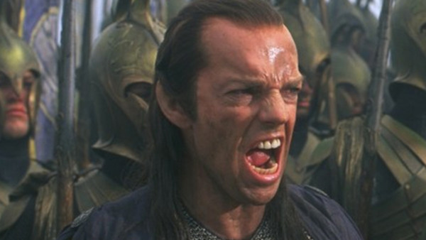The Lord Of The Rings The Fellowship Of The Ring Elrond Hugo Weaving