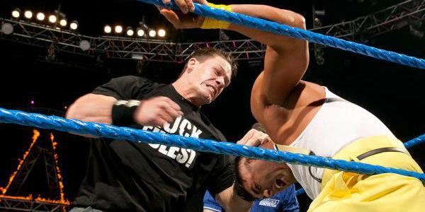 Image result for WWE armageddon 2004 John Cena vs Jesus