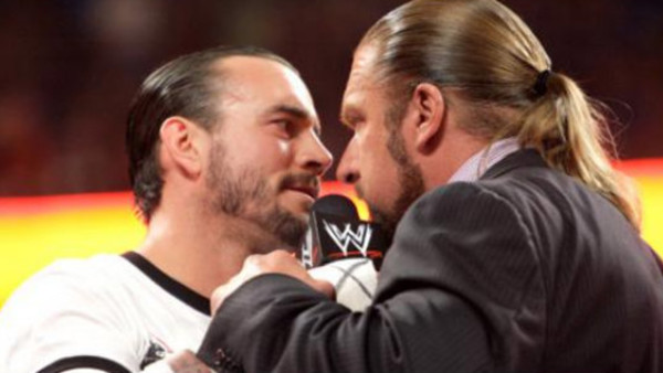 Wwe Backstage Reaction To Cm Punk Triple H Wants To Kill Punk