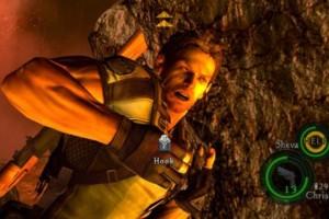 Resident Evil 5 Chris Redfield Boulder