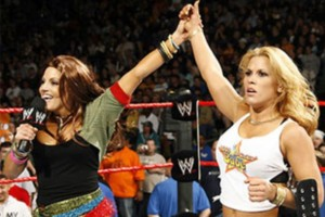 Trish Stratus Mickie James