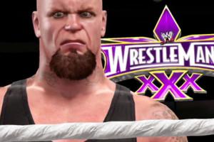 Undertaker Wwe 2k15