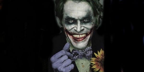 willem dafoe joker