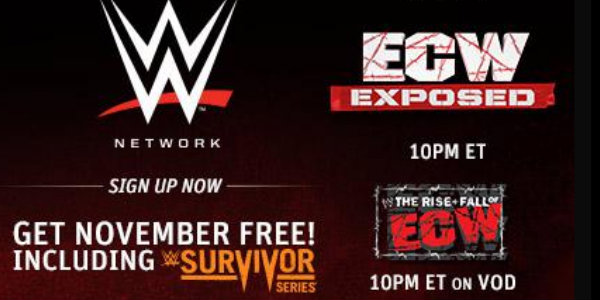 Sign up network wwe What is