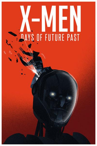 20  X-Men  Days Of Future Past By Rodolfo ReyesX Men Days Of Future Past Poster