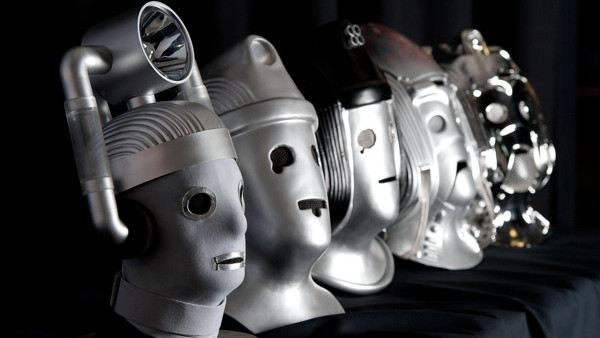 The Evolution Of The Cybermen Doctor Who