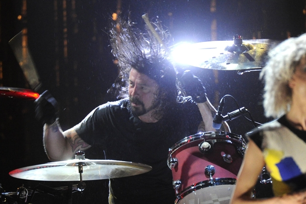 10 Best Dave Grohl Drum Tracks