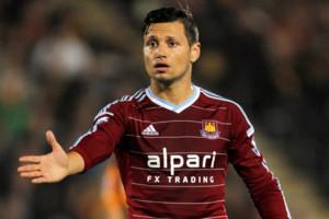 Mauro Zarate, West Ham United