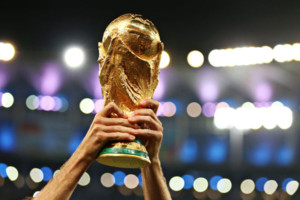 File photo dated 13/07/14 of a detail of a Germany player lifting the FIFA World Cup Trophy, as the World Cup in Brazil, Ebola and the iPhone 6 where the biggest trends and news stories UK users searched for on Google in 2014.