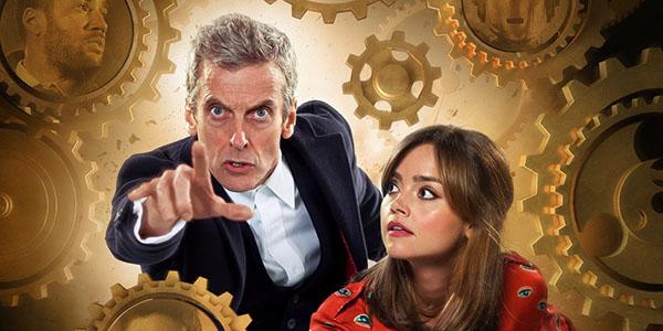 Doctor Who Series 8 Boxset
