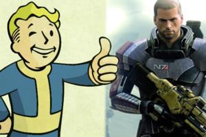 Fallout Mass Effect