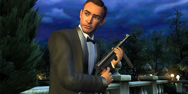 best james bond video games