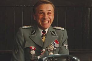 Inglourious Basterds Hans Landa Christoph Waltz