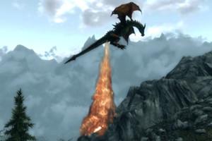 Skyrim Dragon Glitch