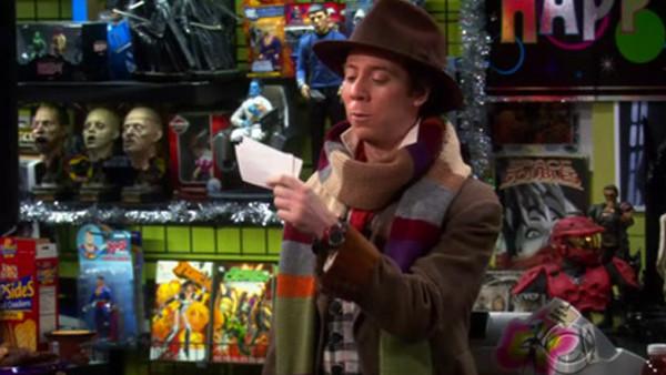 Stuart Big Bang Theory