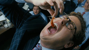 The Wolf Of Wall Street Jonah Hill Fish