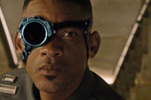 Will Smith Deadshot Face