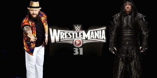 WWE уже в открытую намекает на фьюд Гробовщика и Брэя Уайатта
