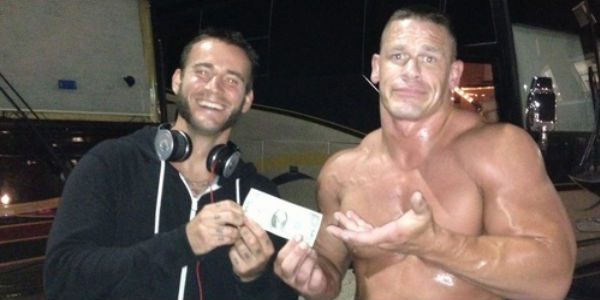 10 Signs CM Punk Is Obsessed With Money