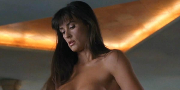 Demi moore strip movie