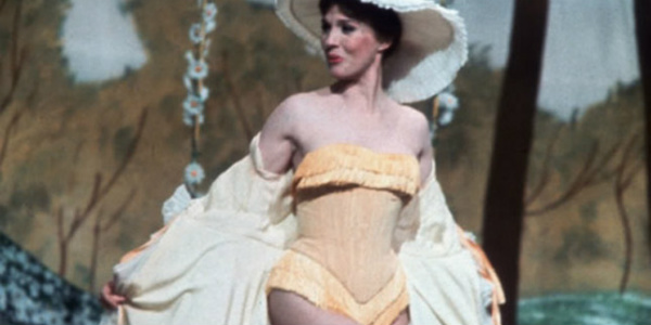 Julie andrews nude scene movie